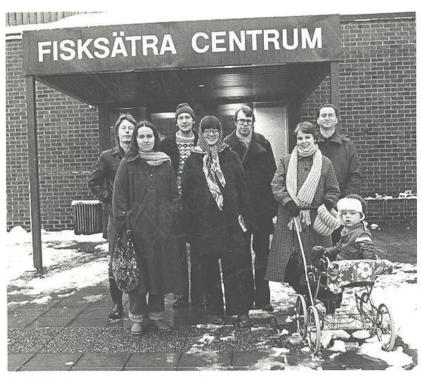 Fisksätrabor utan Centrum på 70-talet.jpg