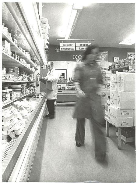 I Fisksätra Provisorisk ICA affär 1973 5 Fotogruppen Kent Dahlin.jpg