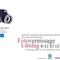 Fotovernissage