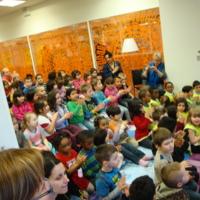Barnens vårsalong år 2010