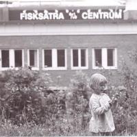 Fisksätra Centrum och Inga Johansson.jpg