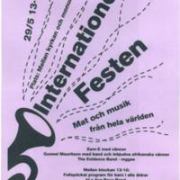 Internationella Festen 2005