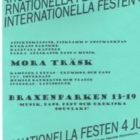 Internationella Festen 4 juni