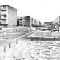 Labyrinten vid Braxenparken 1975