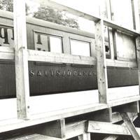 Saltsjöbanan vid Fisksätra Station 1973 sommaren foto Kent Dahli.jpg