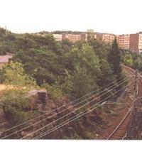 Saltsjöjärn väg och Fisksätra bostads området.jpg