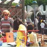 Fisksätra bibliotek på Internationella Festen