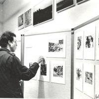 Fotoutställning på Fisksätra bibliotek
